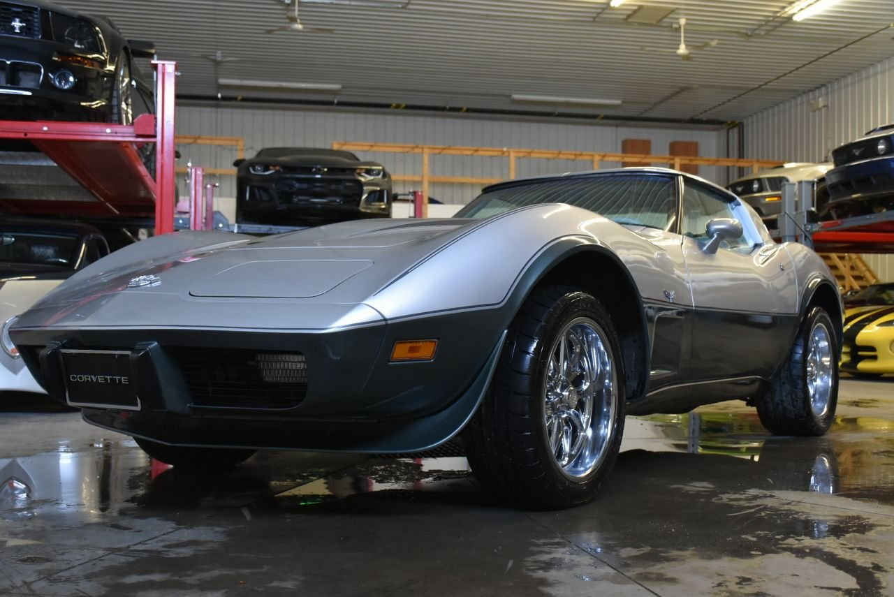 1978 chevrolet corvette numbers matching l 82