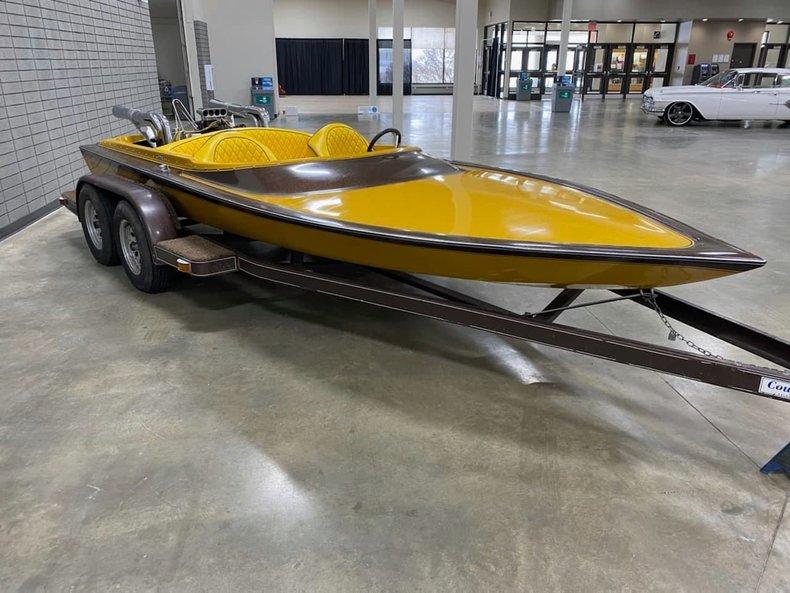 1979 Cougar Jet Boat