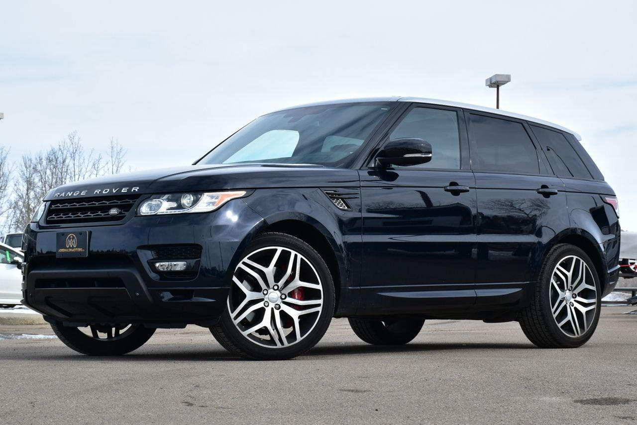 2015 land rover range rover sport supercharged v8 autobiography dynamic