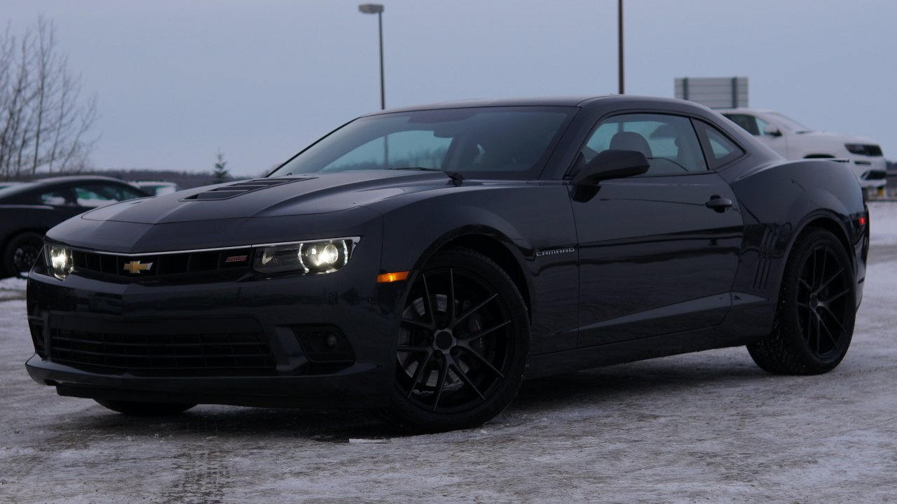 2015 chevrolet camaro 2dr cpe ss w 2ss