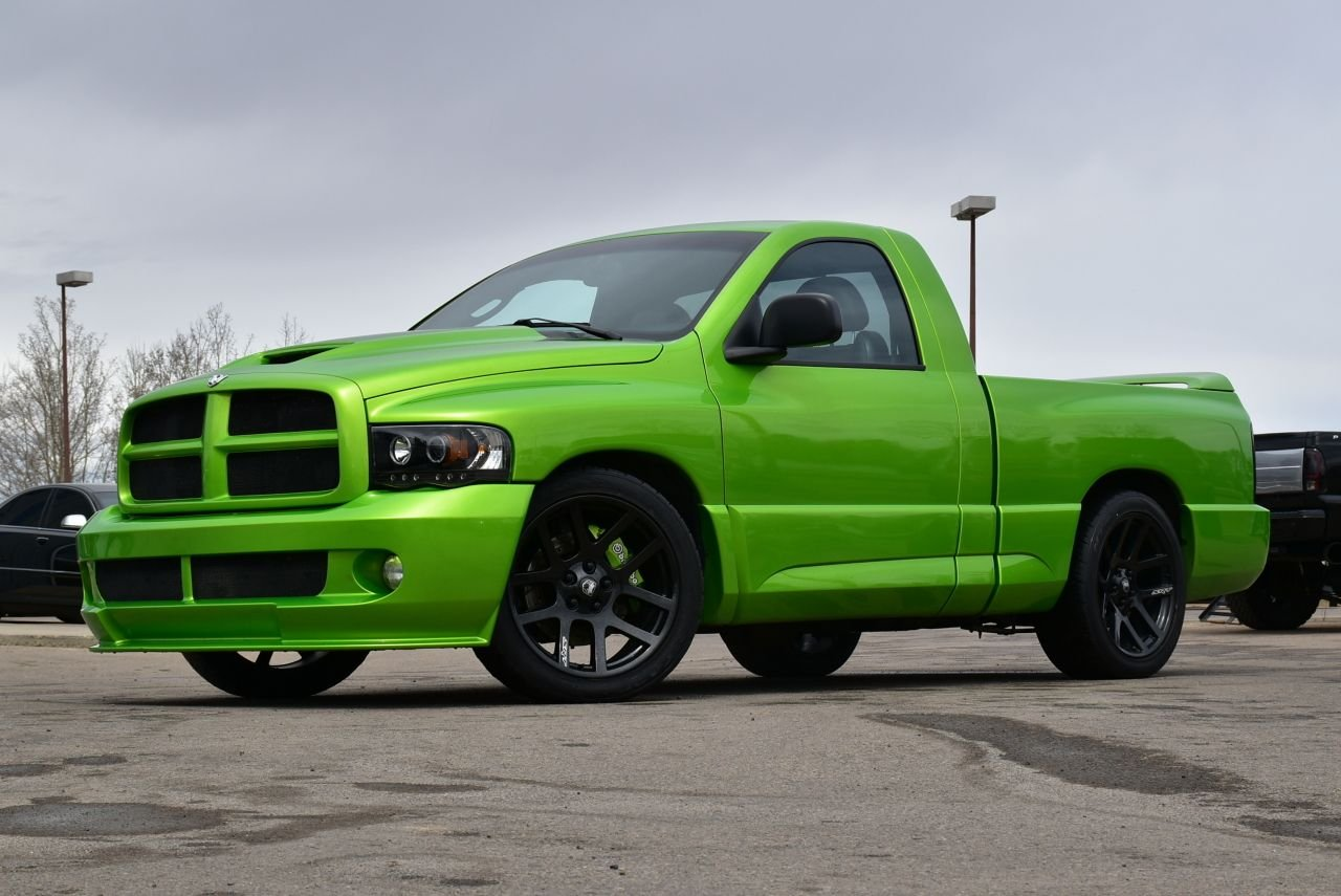 2005 dodge ram srt 10 full custom sound system