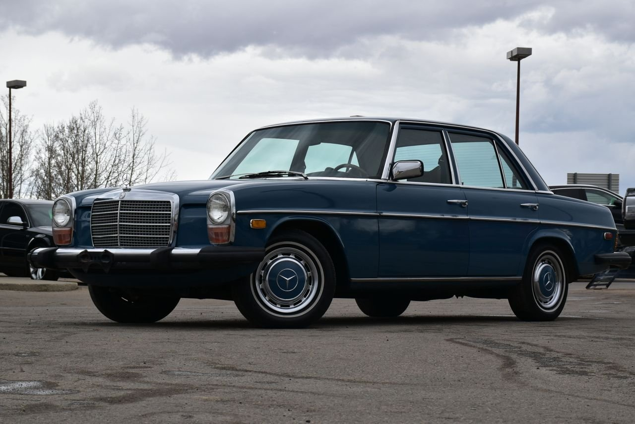 1976 mercedes benz 240d diesel manual