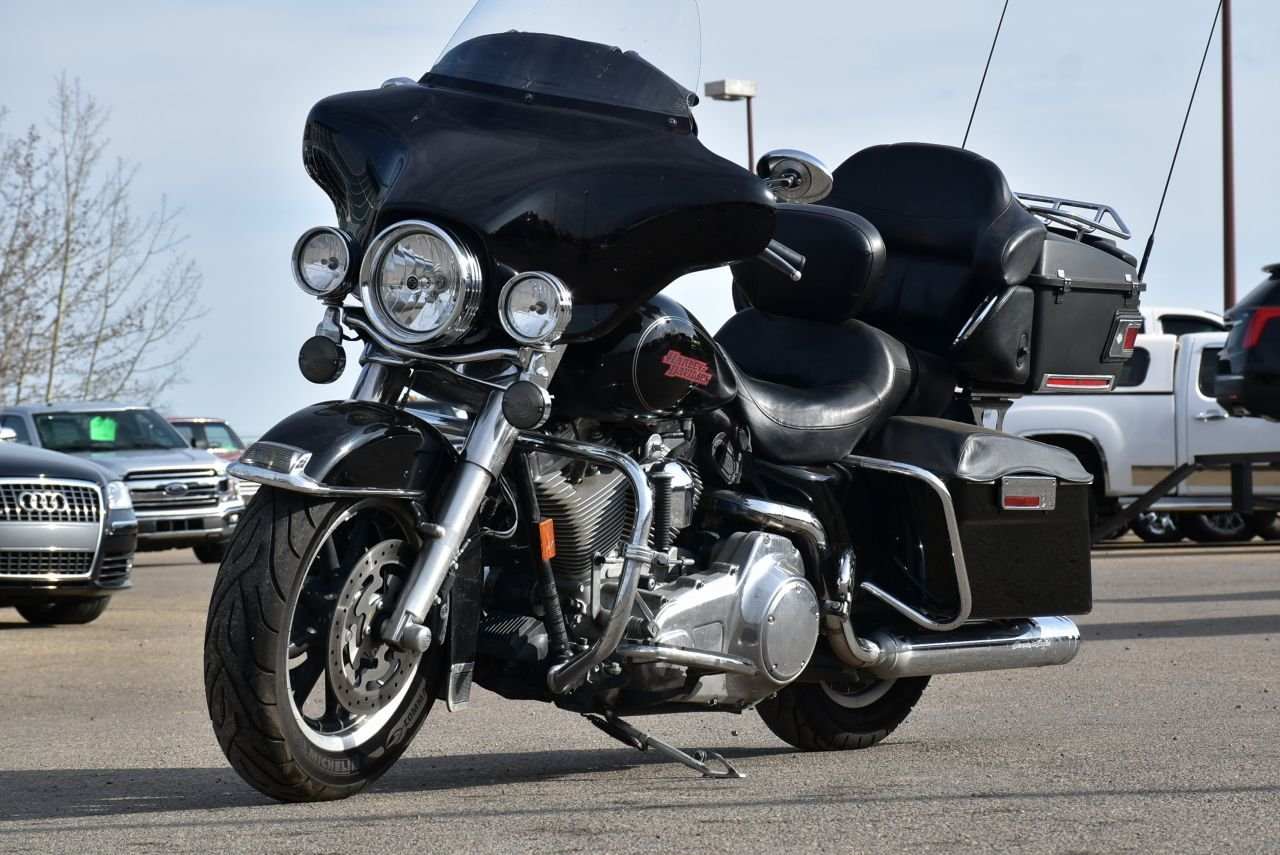 2008 harley davidson ultra classic with extras