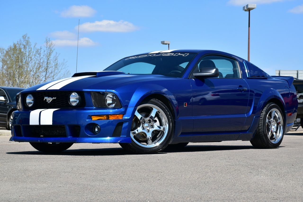 2006 ford mustang stage 2 roush package