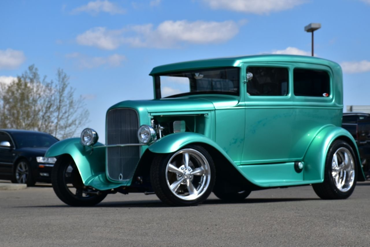 1930 ford model a street rod no expense spared build
