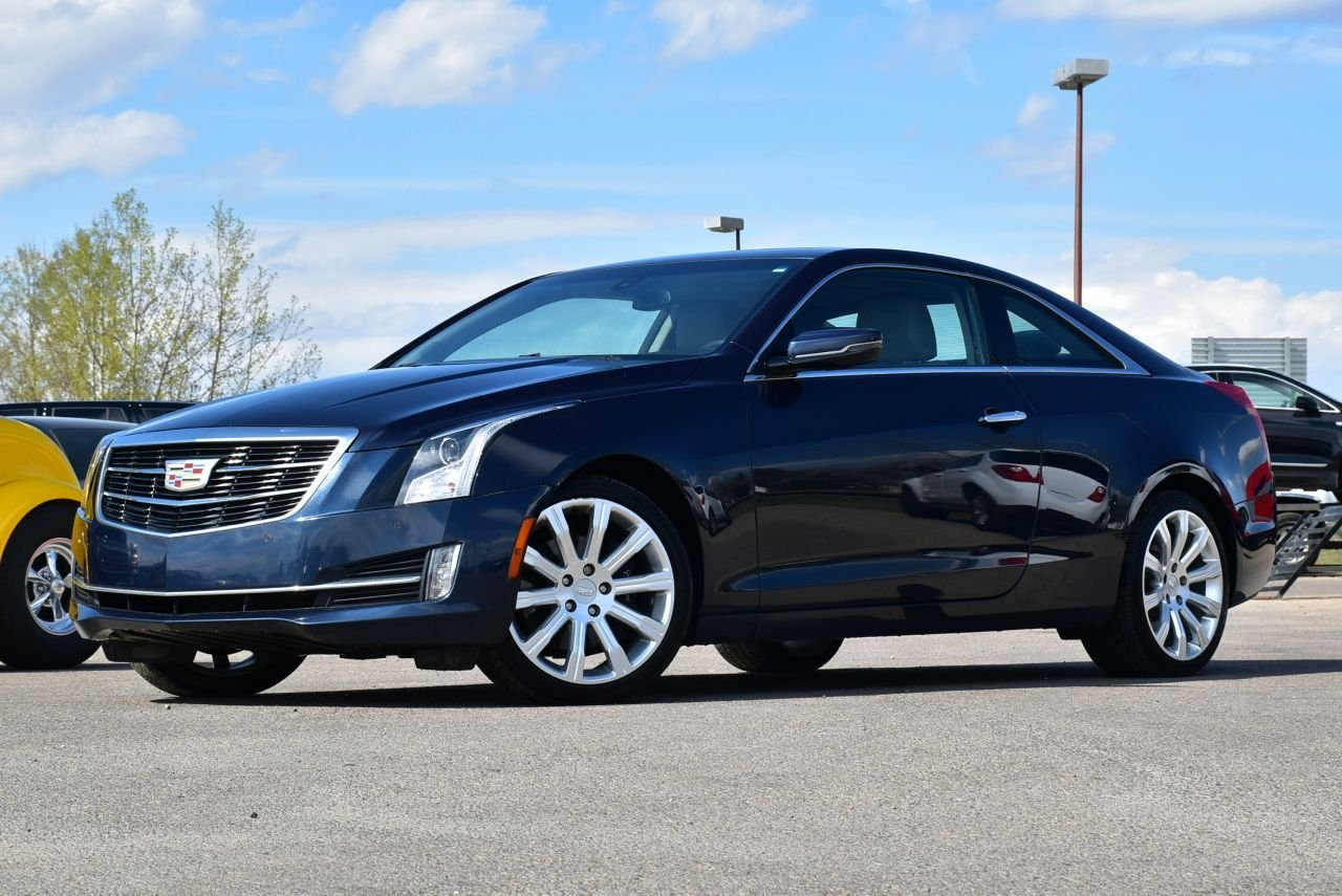 2015 cadillac ats 3 6l luxury coupe awd