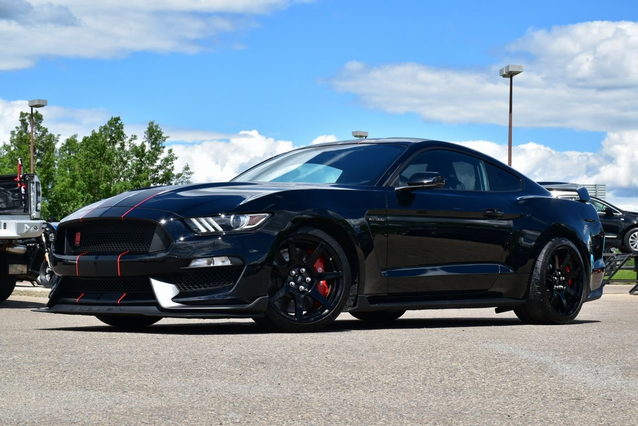 2018 ford mustang shelby gt350r fastback 526hp