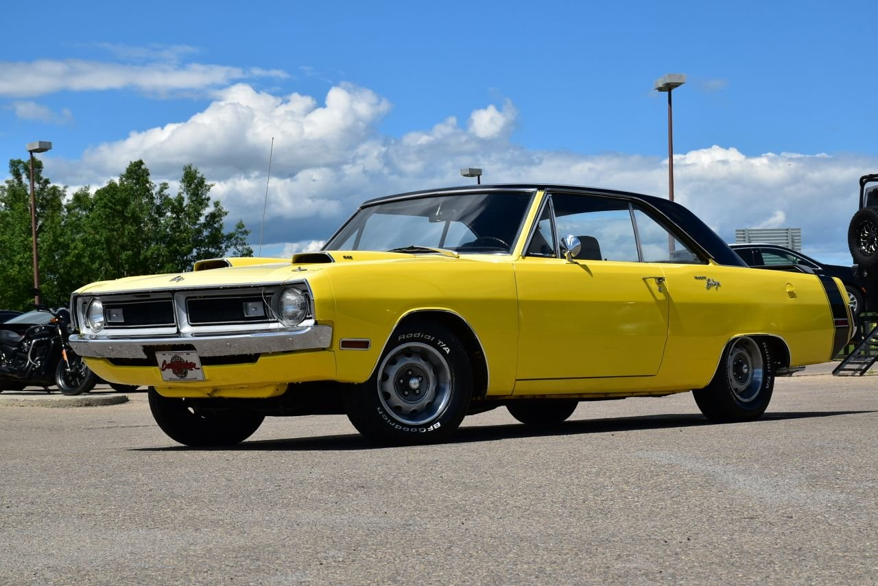 1970 dodge dart swinger 340 4 speed