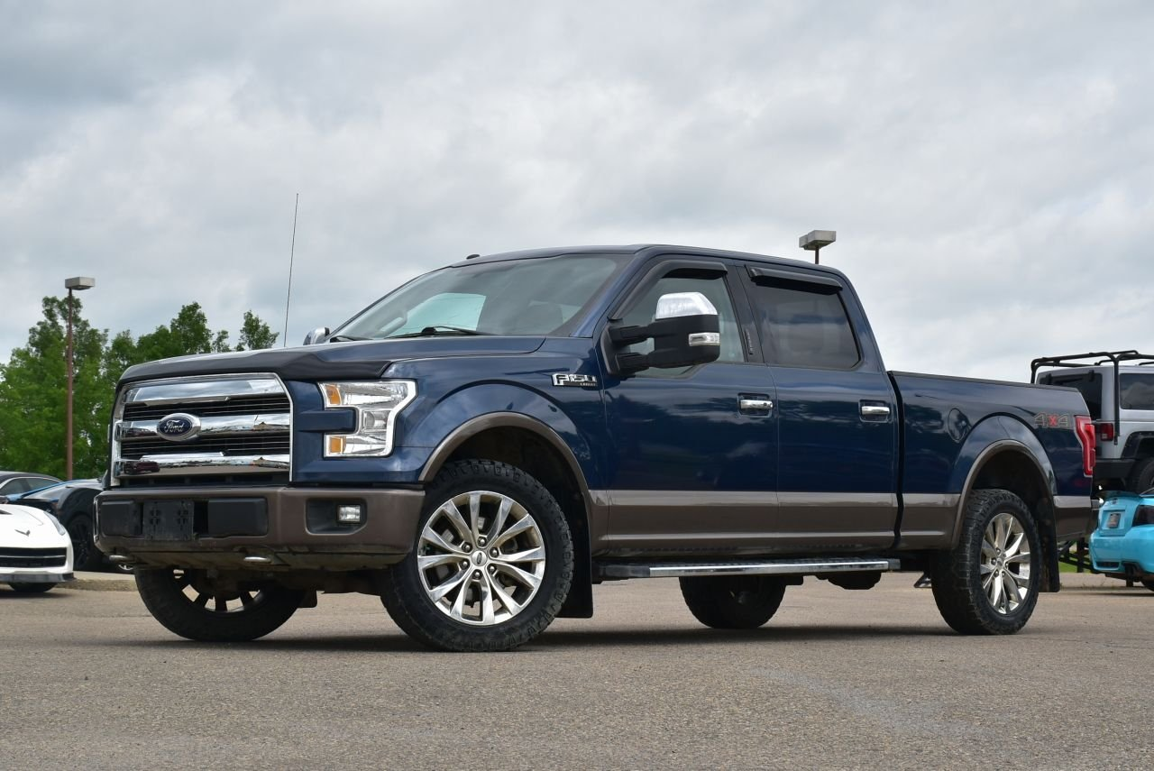 2016 ford f 150 supercrew lariat loaded