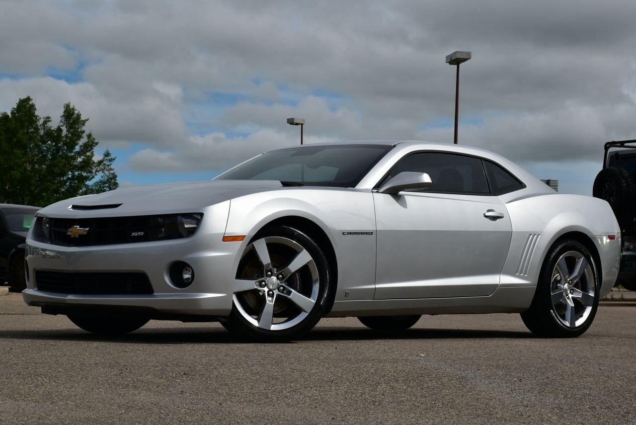 2010 chevrolet camaro 2ss supercharged