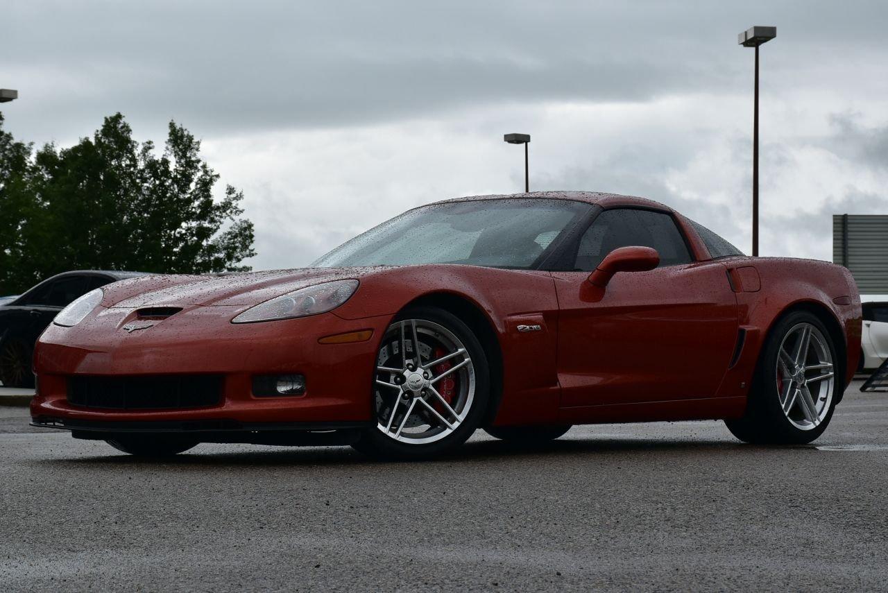 2006 chevrolet corvette z06 505 horsepower