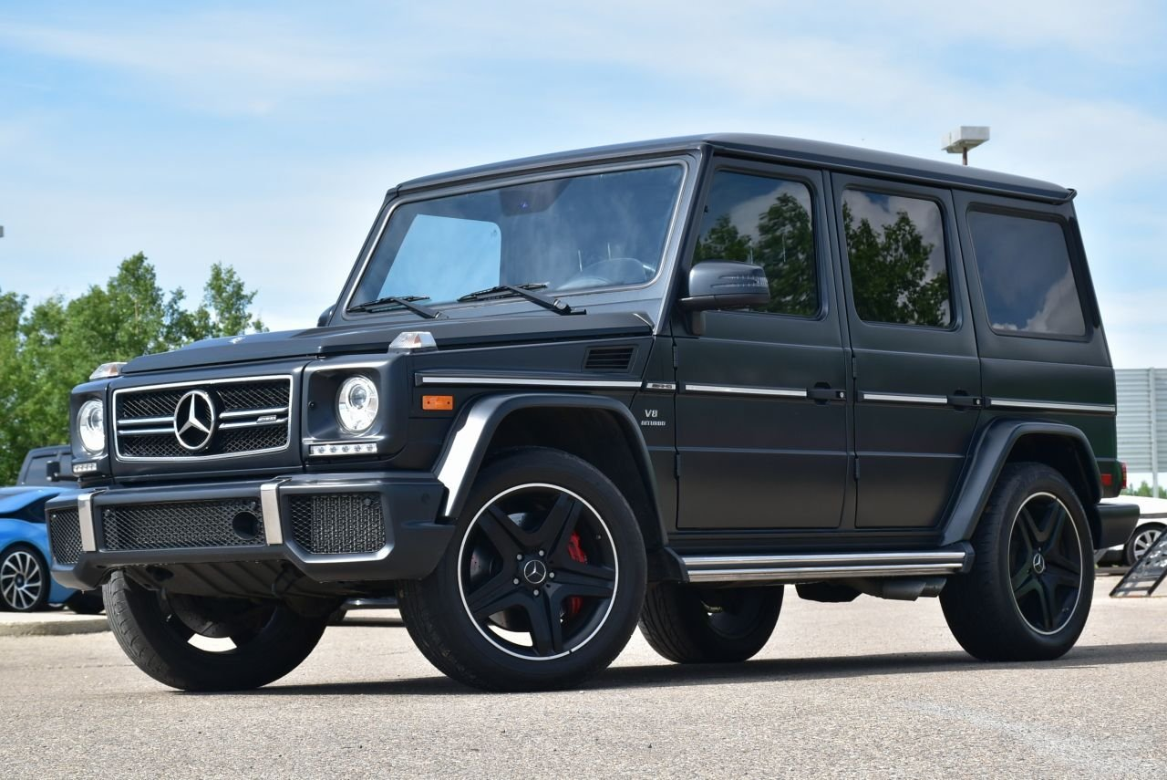 2015 mercedes benz g63 amg g wagon