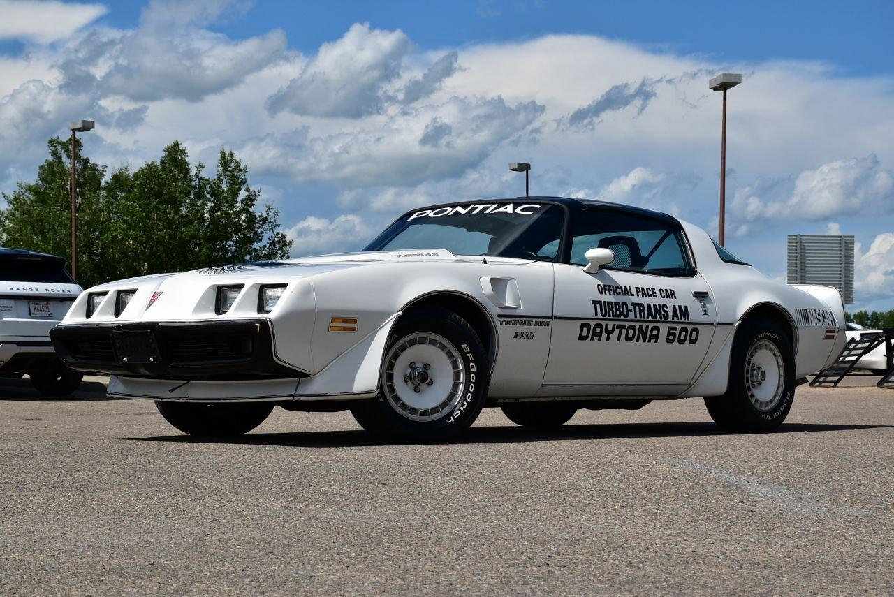 1981 pontiac firebird 1 of 2000 daytona cars