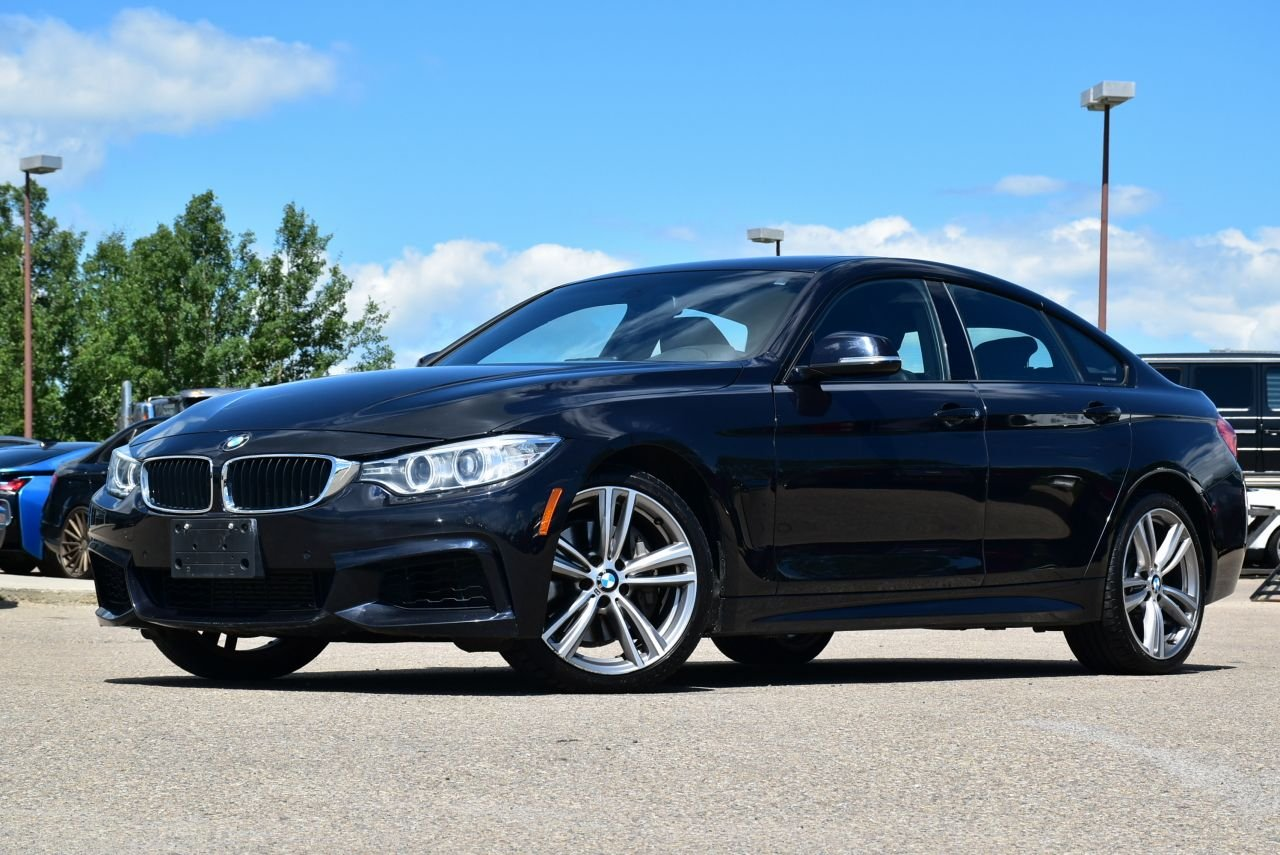 2015 bmw 435i xdrive gran coupe twin turbo
