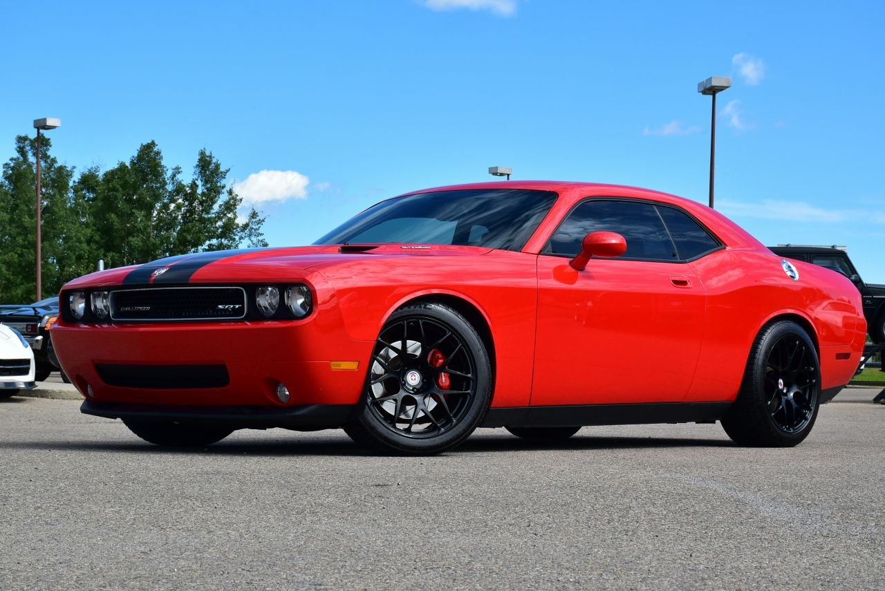 2010 dodge challenger srt8 supercharged