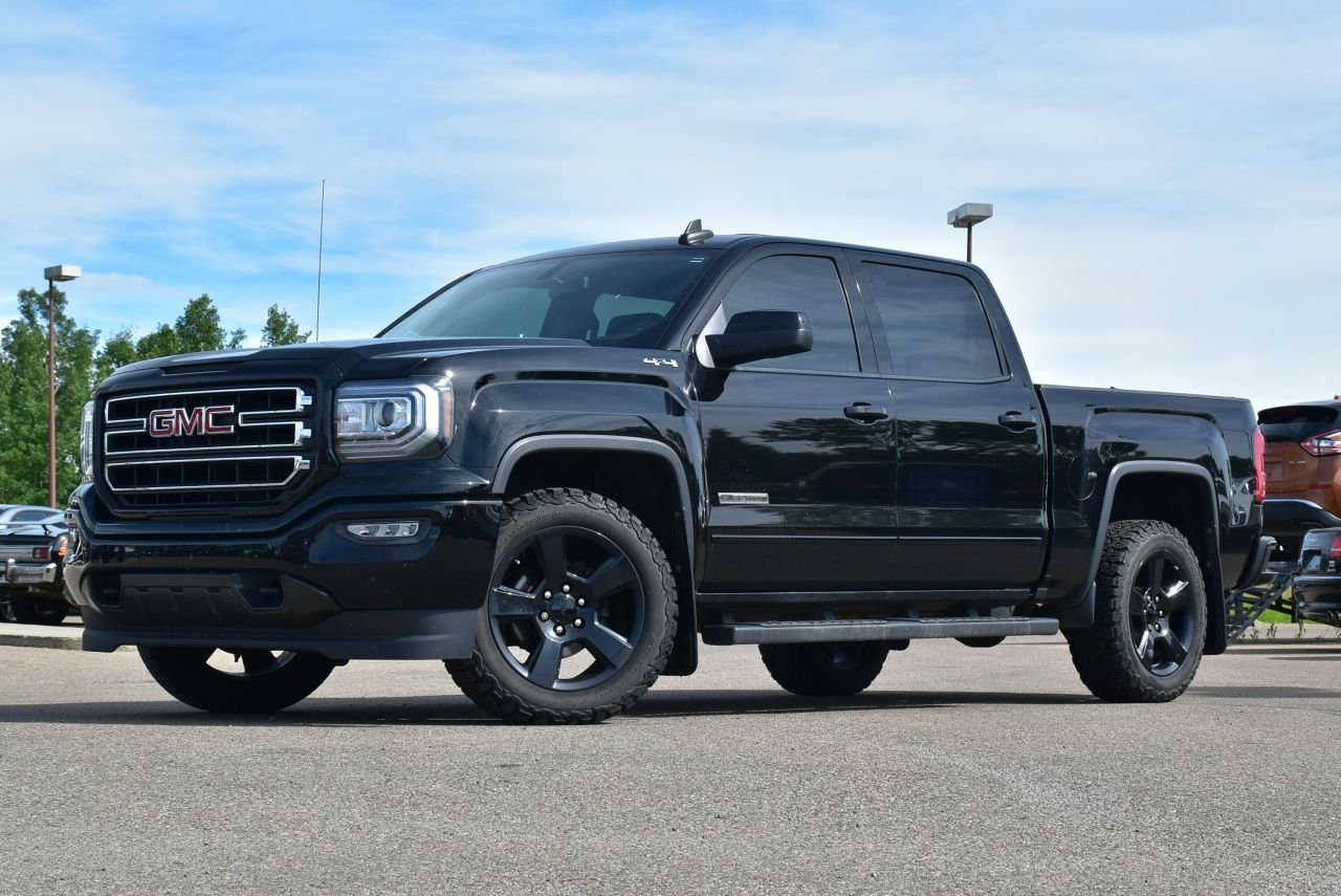 2017 gmc sierra 1500 elevation w heated leather