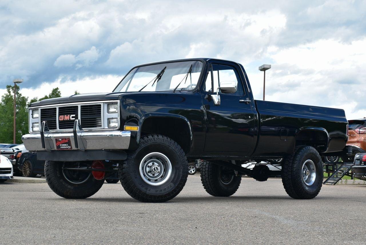 1987 gmc 1 2 ton 4x4