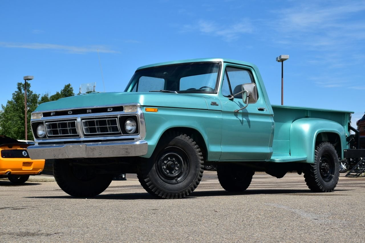 1974 ford f 250