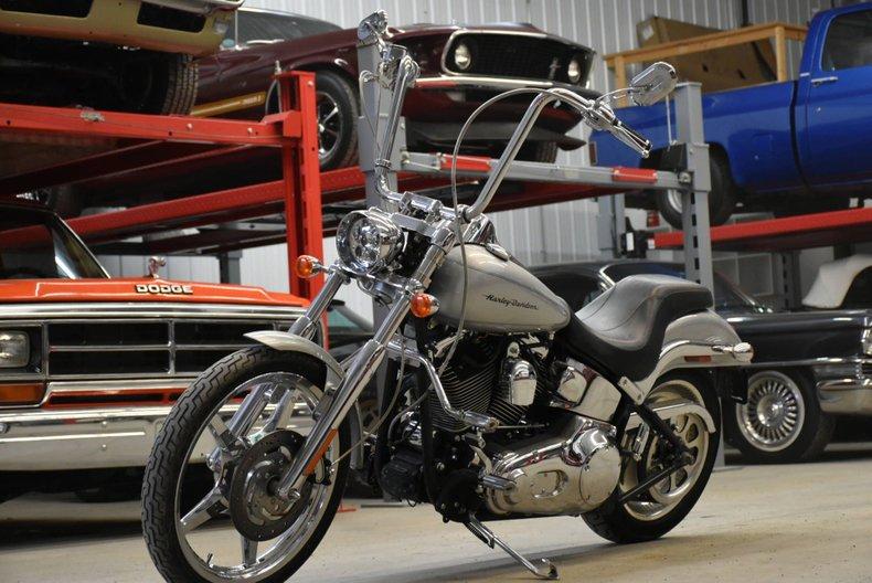 2004 Harley Davidson Softail Duece