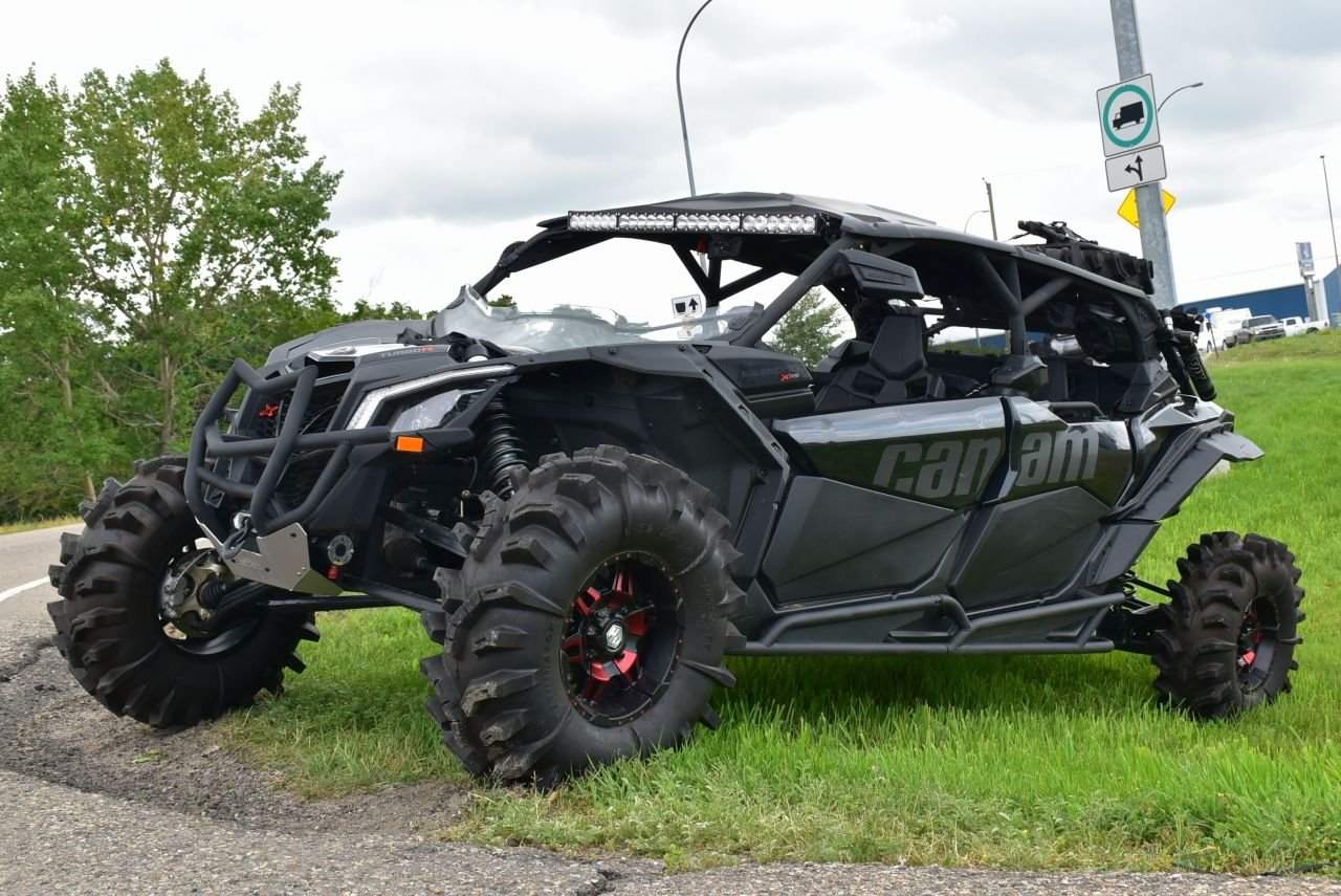 2017 can am maverick max x mr 1000