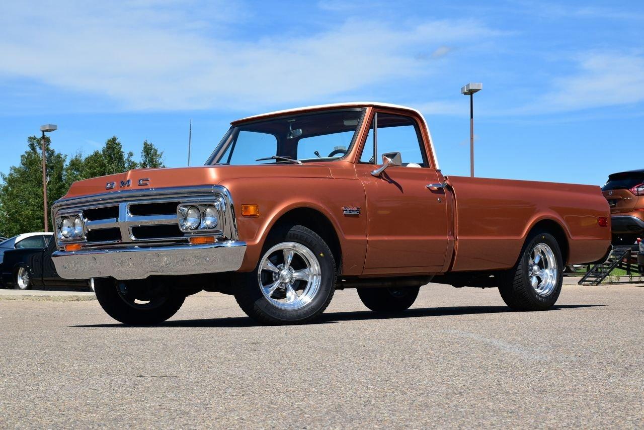 1971 gmc c1500 custom