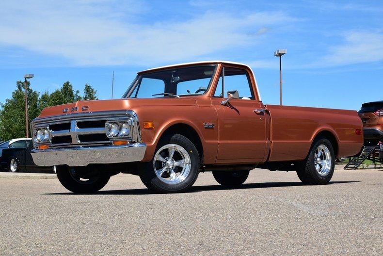 1971 GMC C1500