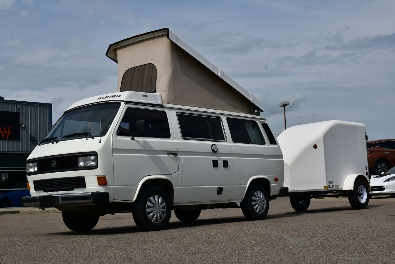 1986 Volkswagen Vanagon Adrenalin Motors
