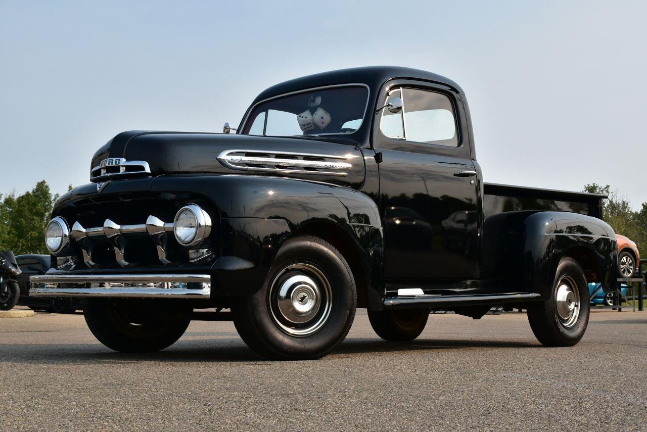 1951 ford f 1 flathead v8 3 speed