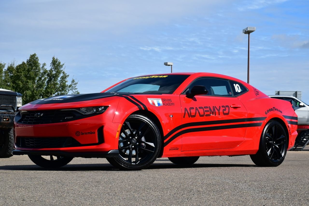 2019 chevrolet camaro 3lt w 1le track package
