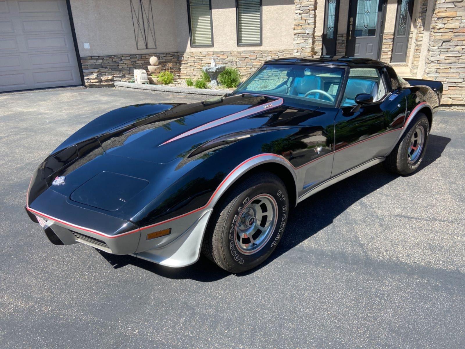 1978 chevrolet corvette l 82 limited edition