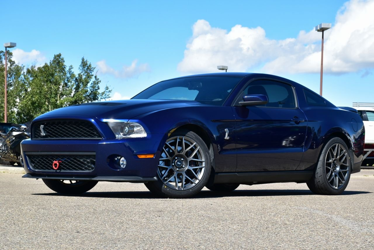 2011 ford mustang shelby gt500 510hp