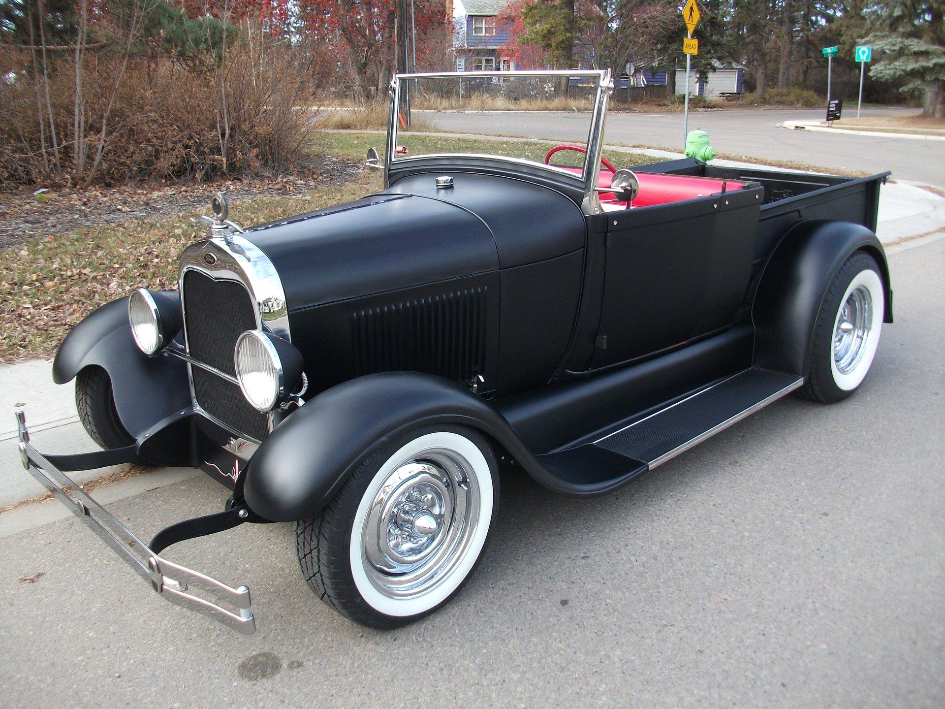 1928 ford roadster custom