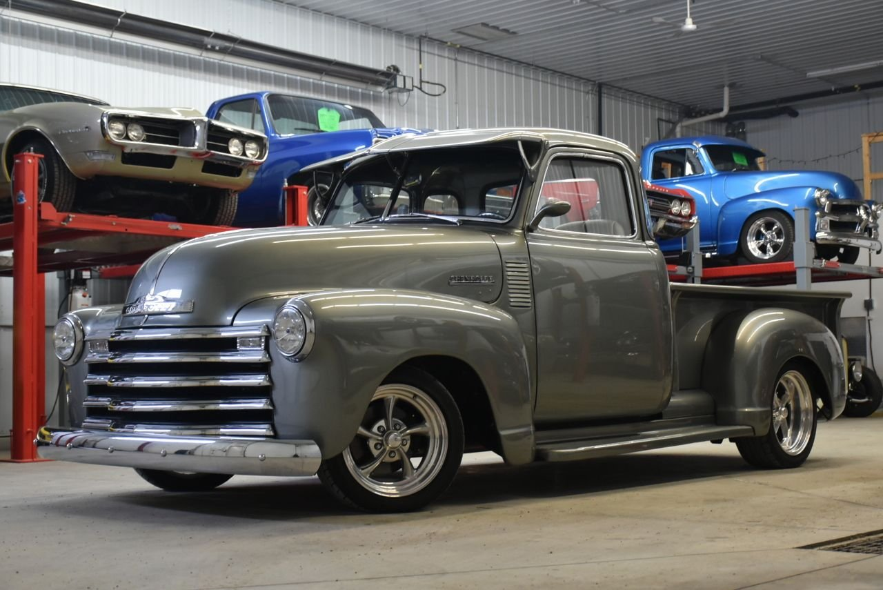 1949 chevrolet 1314 5 window nut and bolt resto