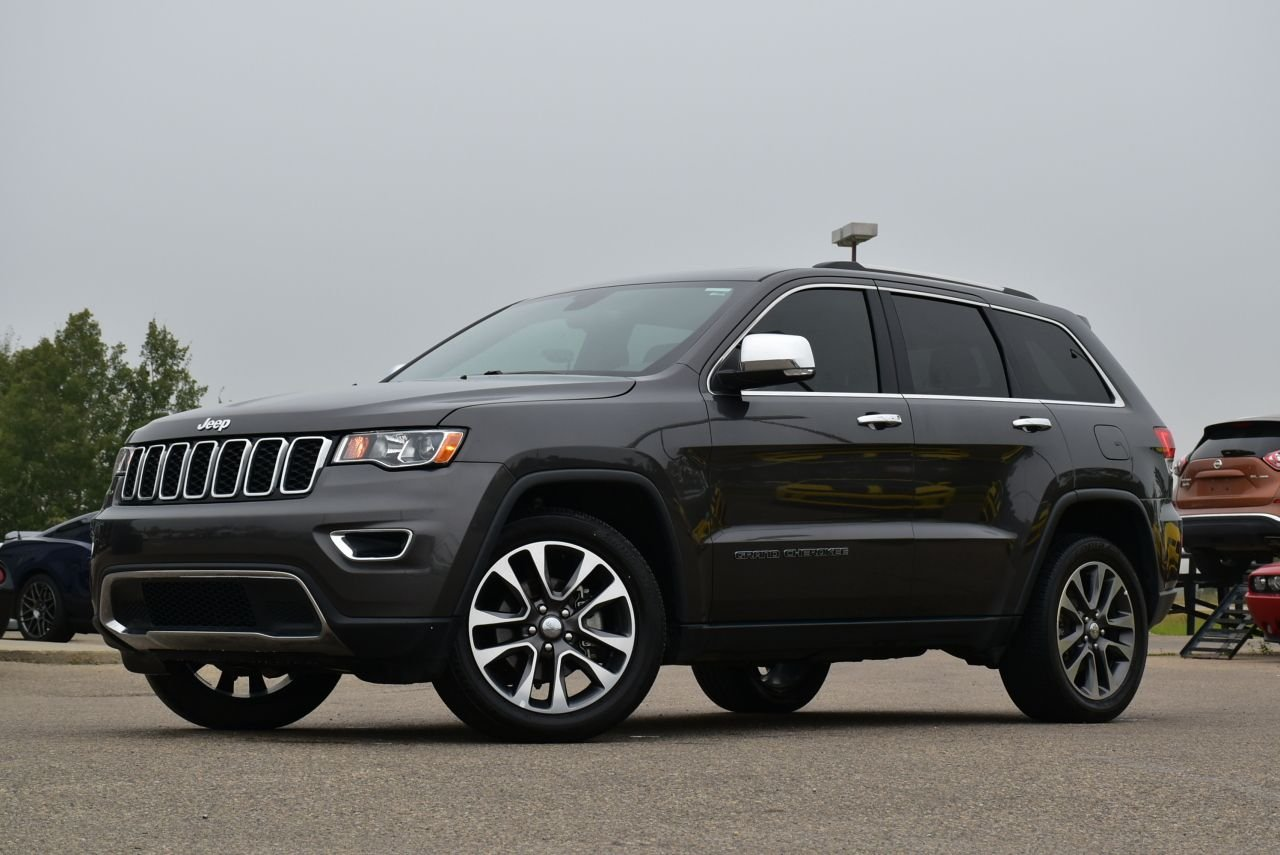 2018 jeep grand cherokee limited loaded