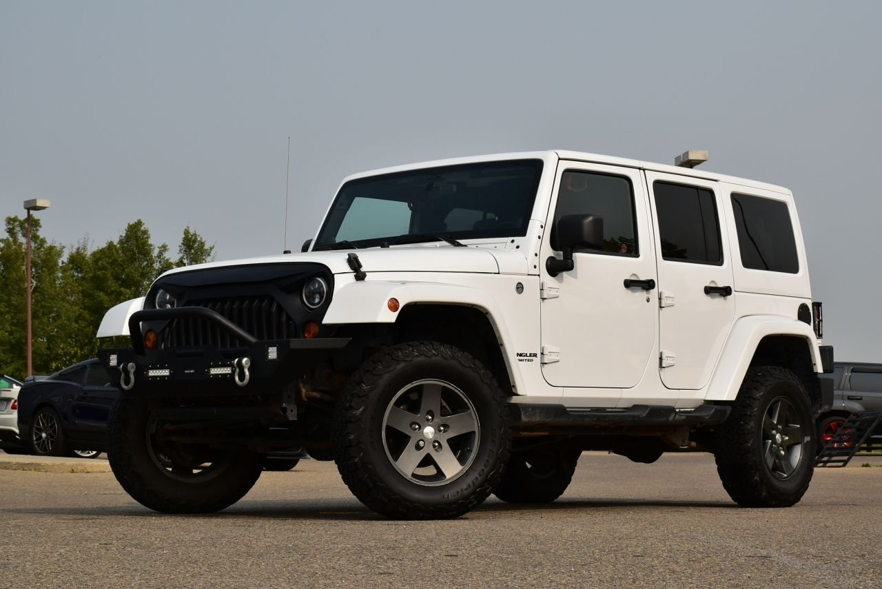 2011 jeep wrangler unlimited mohave edition
