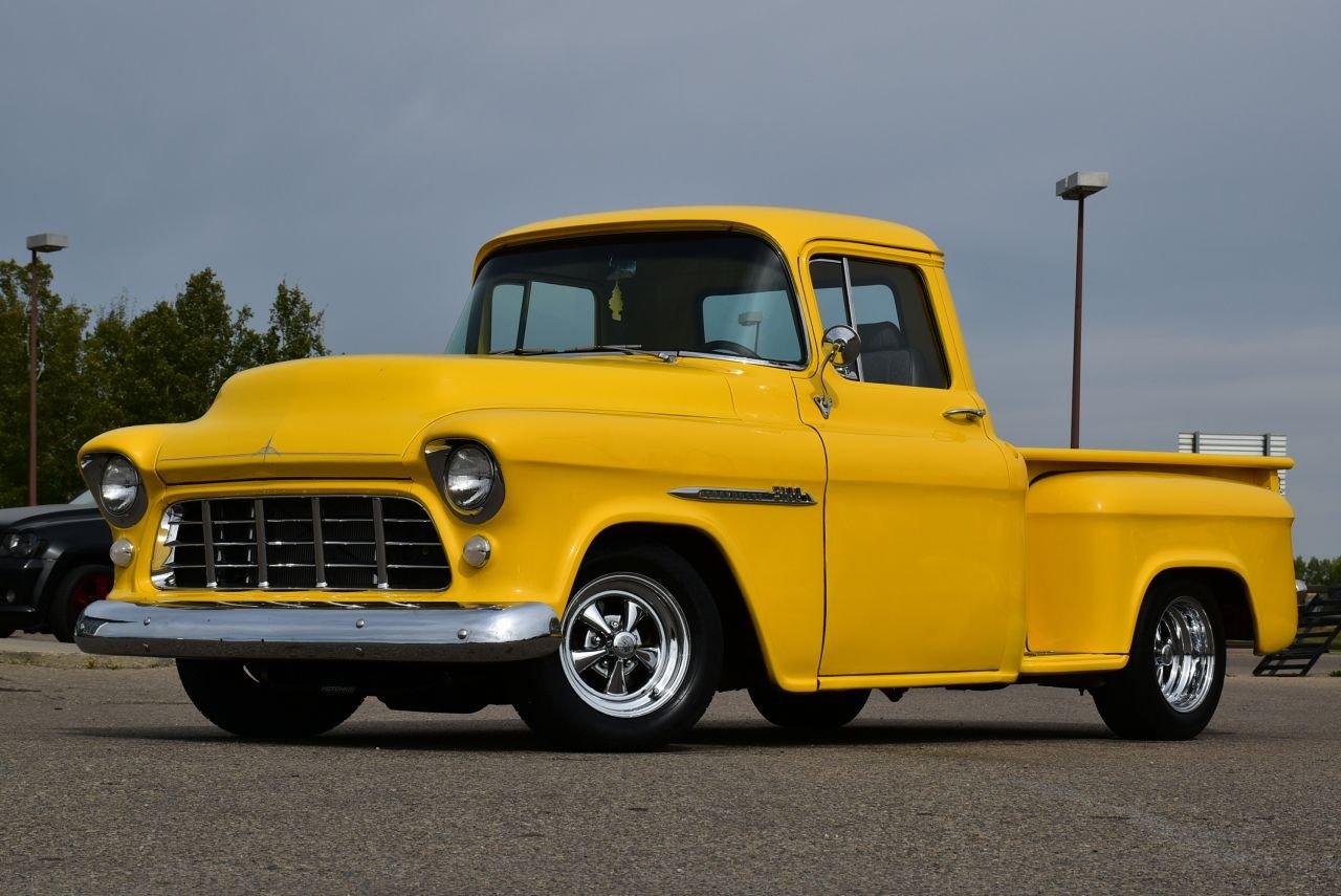1955 chevrolet 3100 502cui v8 full custom