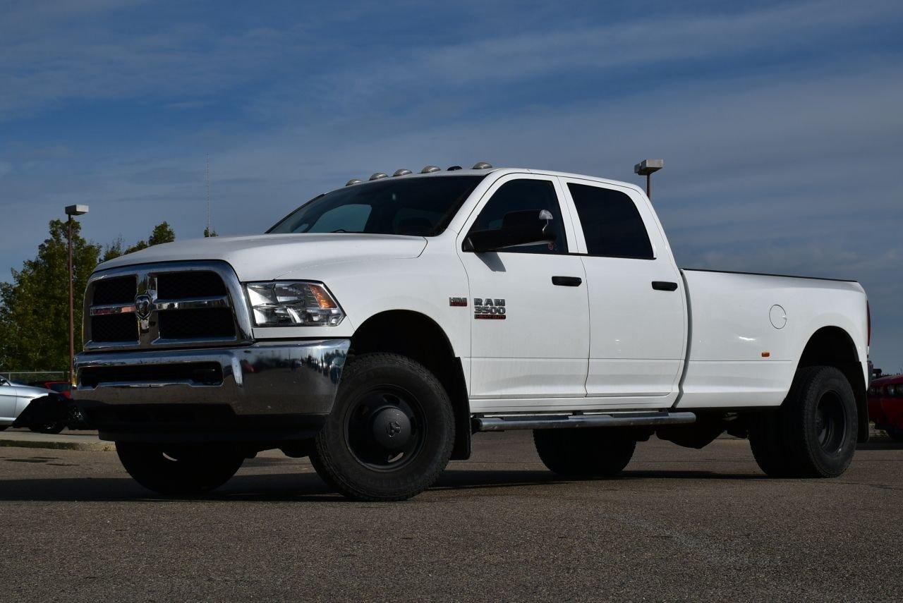 2015 ram 3500 st 5th wheel prep