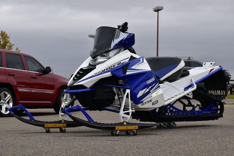 2015 Yamaha SR Viper
