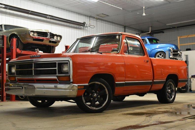 1986 Dodge D150