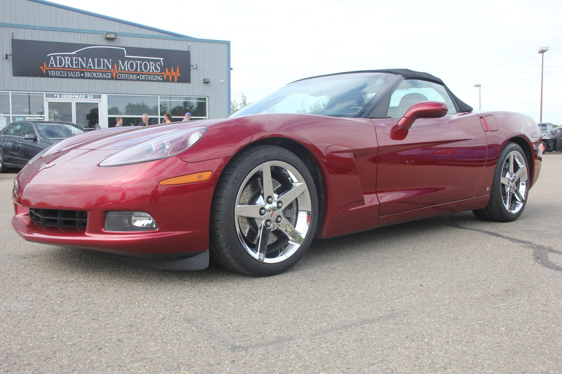 2007 chevrolet corvette base