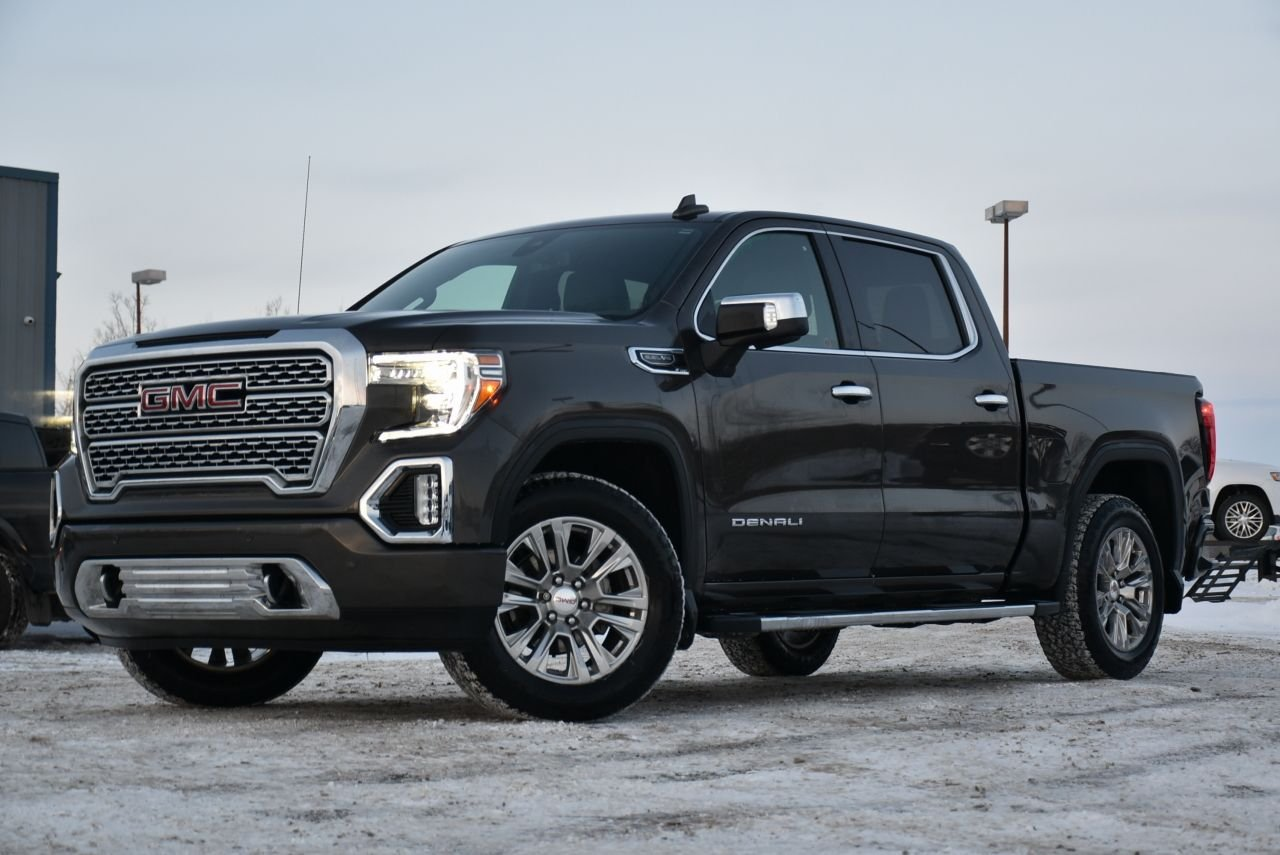 2019 gmc sierra 1500 denali full load