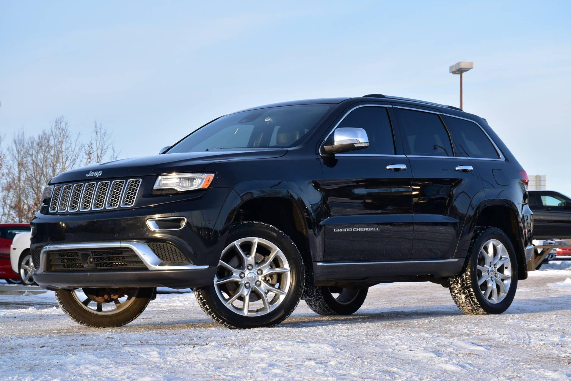 2015 jeep grand cherokee summit w nav adaptive cruise