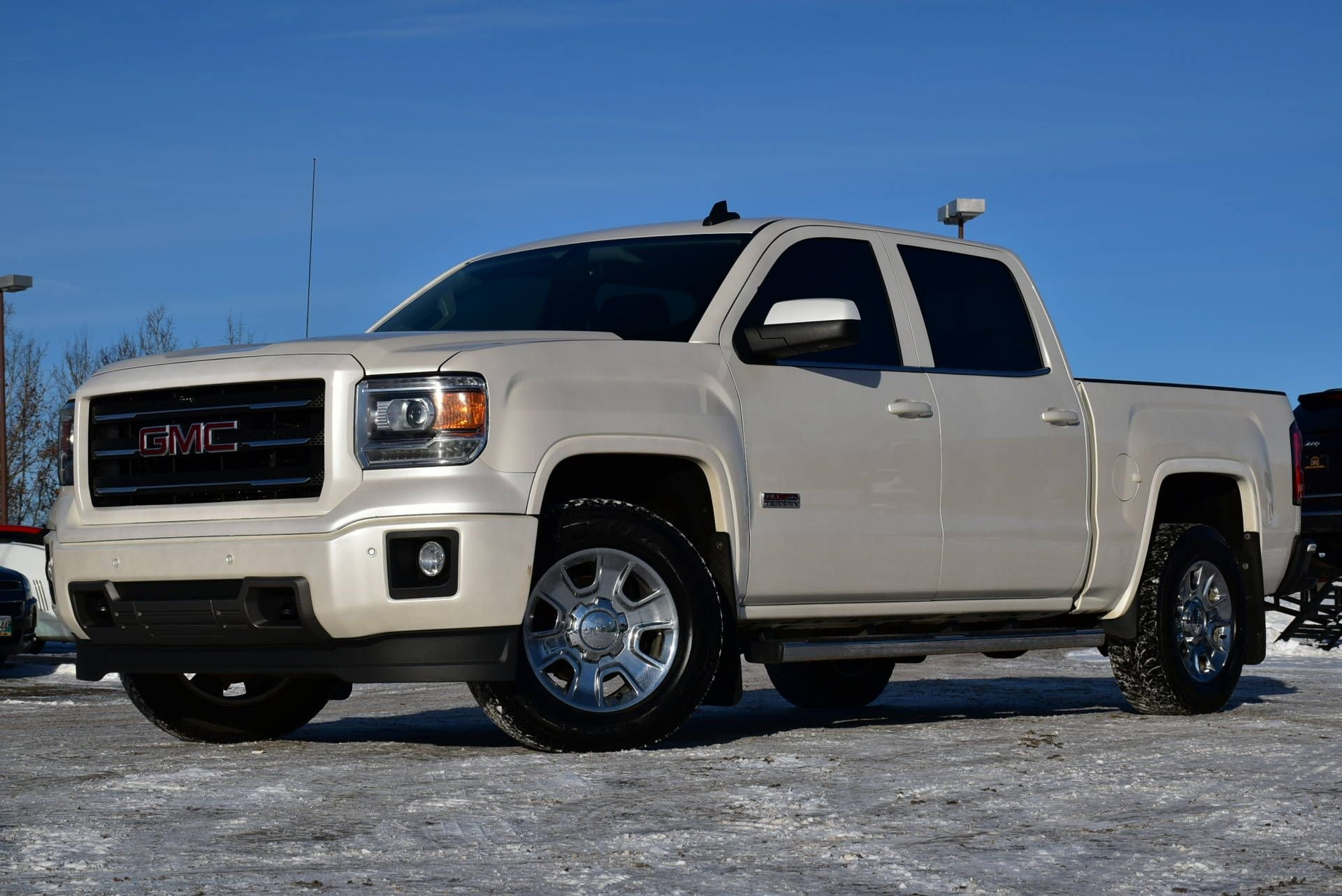 2015 gmc sierra 1500 slt all terrain loaded