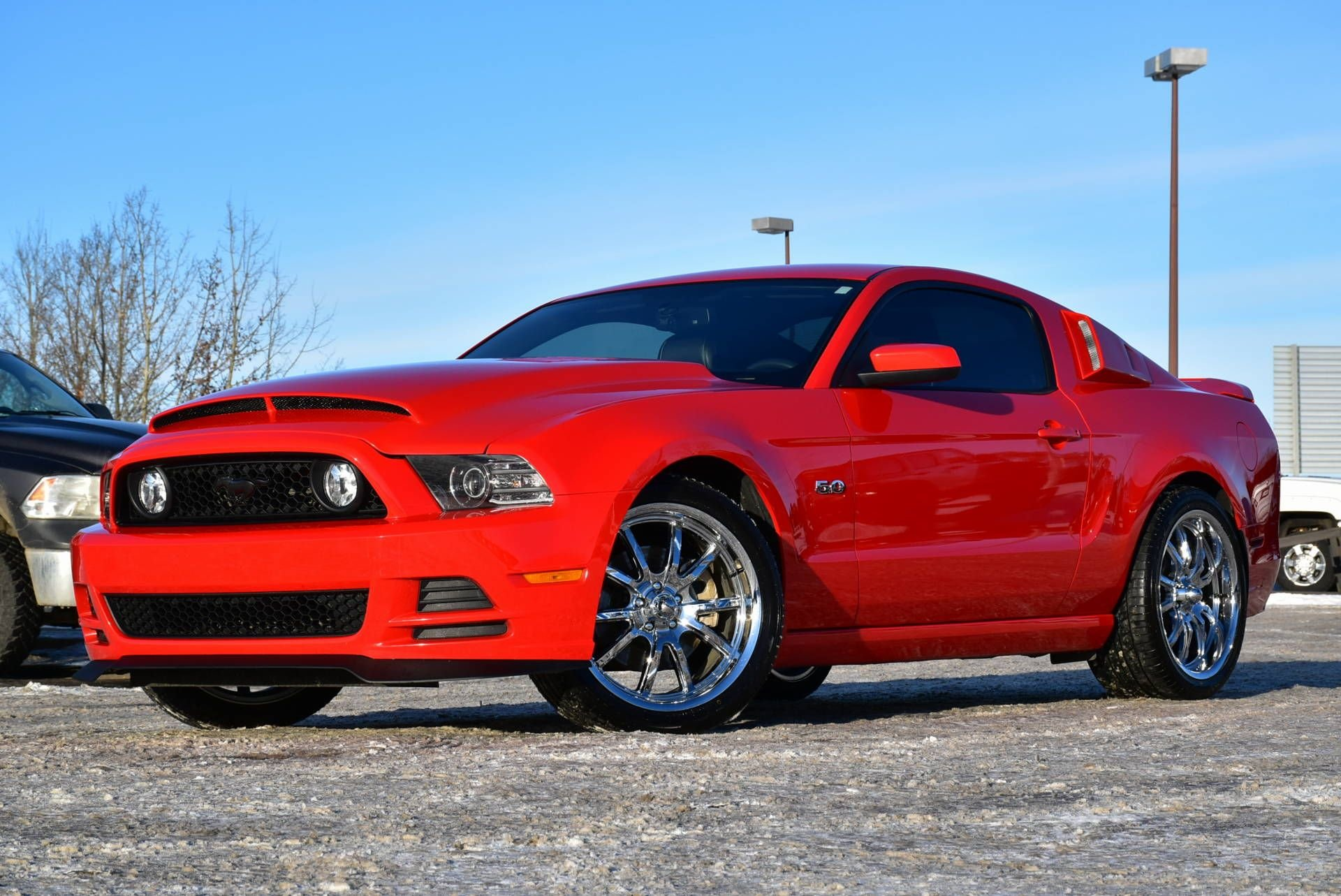 2014 ford mustang gt w 11 000 in upgrades