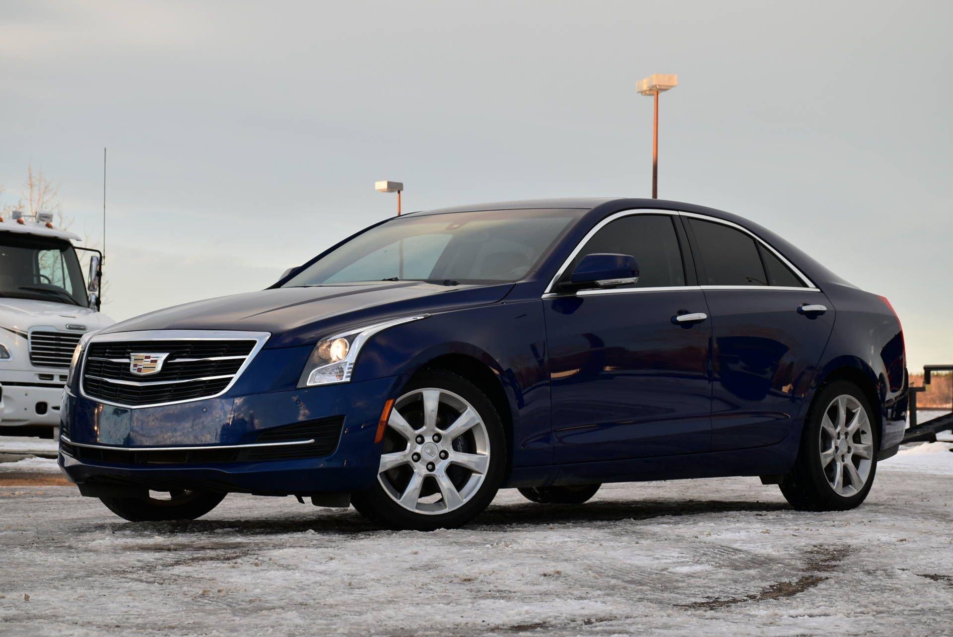 2015 cadillac ats luxury awd loaded