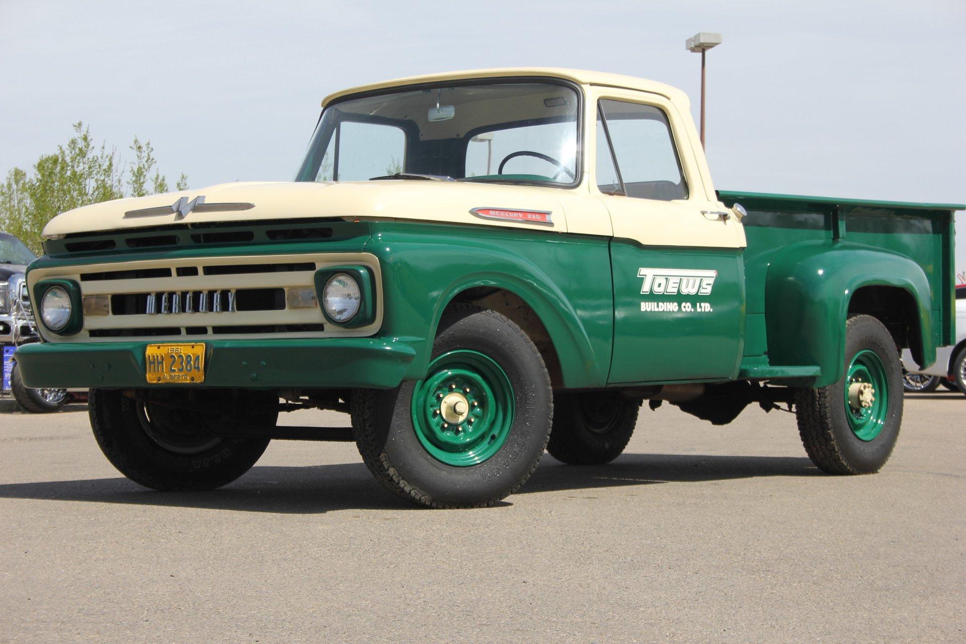 1961 mercury m100