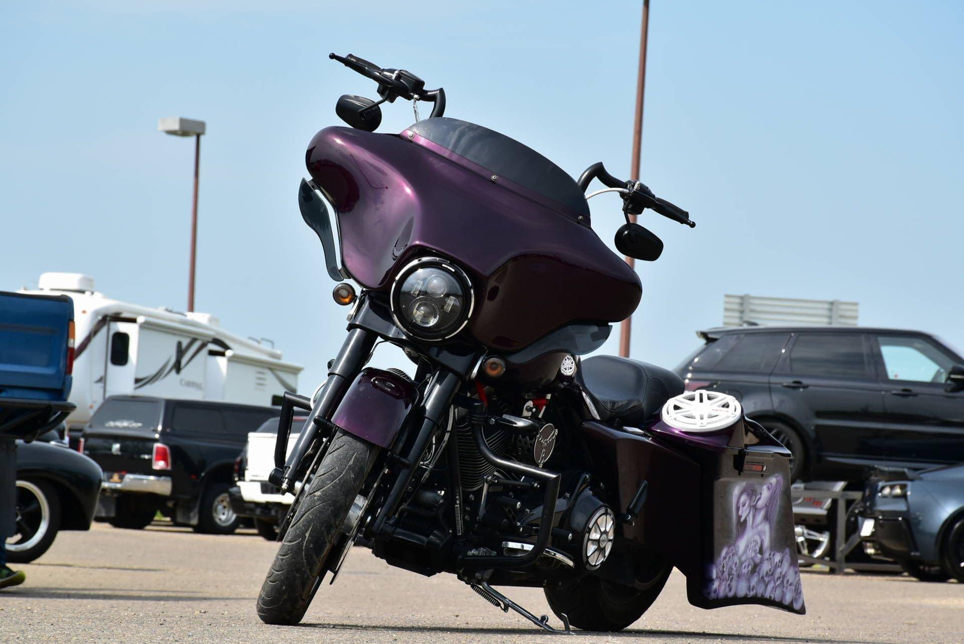 2013 harley davidson street glide bagger custom
