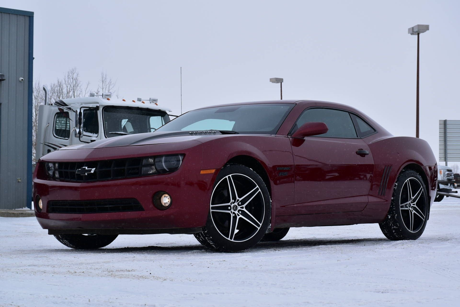 2010 chevrolet camaro 2lt on 20 s