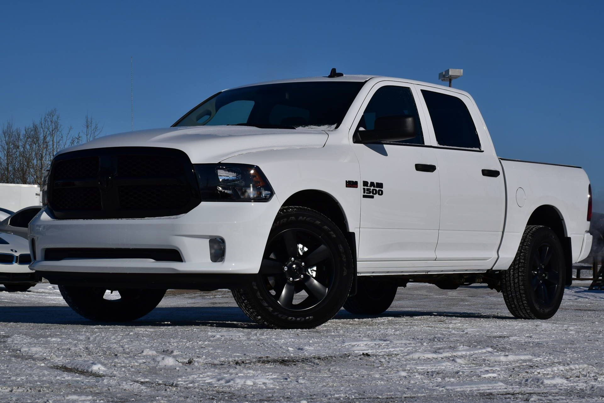 2020 ram 1500 classic with heated seats