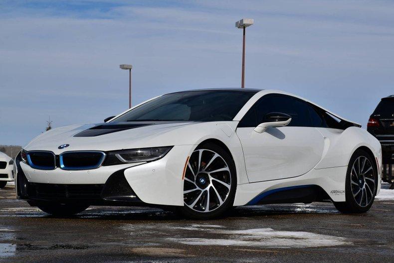 2015 BMW i8 360HP HYBRID!!